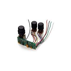 EMG BQS, 3 Potis « Pick-up électronique