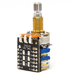 EMG 25kOhm Push-Pull « Potentiometer