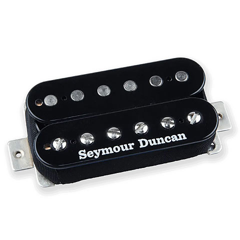 Pastillas guitarra eléctr. Seymour Duncan SH4-BK Bridge JB, Jeff Beck