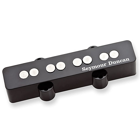 Micro basse électrique Seymour Duncan SJB-3B Jazz Bass QuarterPound,