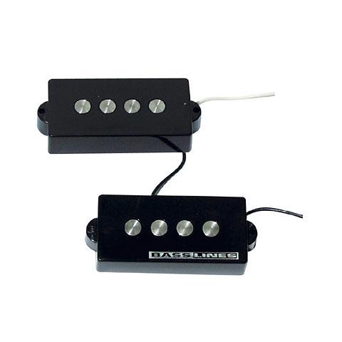 Pastillas bajo eléctrico Seymour Duncan SPB3 Precision Bass QuarterPounder