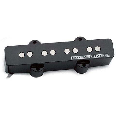 Pickup E-Bass Seymour Duncan STK-J2N - Hot Stack Jazz Bass, Neck Pickup, 4-String