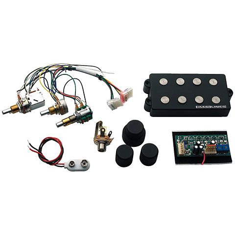 Pickup E-Bass Seymour Duncan Bass MM - Style