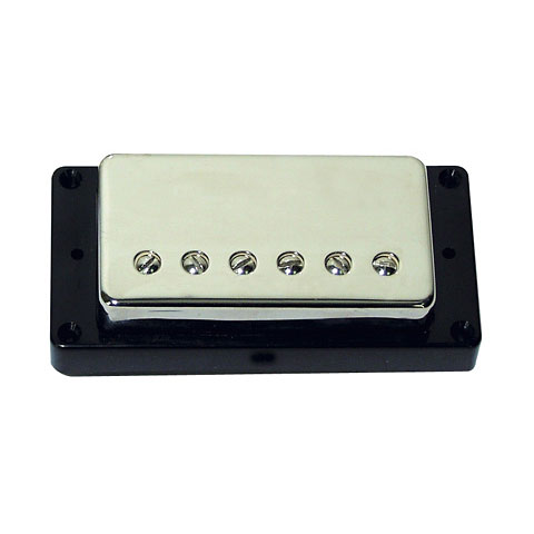Seymour Duncan Covered Seth Lover, Nickelcover, Neck