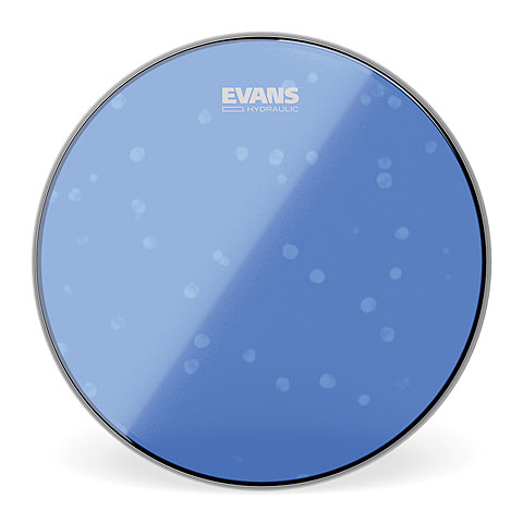 "Parches para Toms Evans Hydraulic Blue 12"" Tom Head"