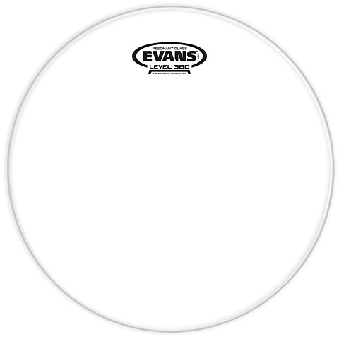 Evans Resonant Clear TT12RGL