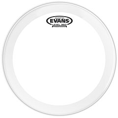 "Evans EQ-2 Clear 24"" Bass Drum Head « Bass-Drum-Fell"