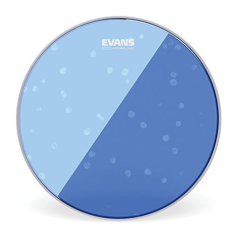 "Bass-Drum-Fell Evans Hydraulic Blue 22"" Bass Drum Fell"