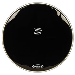 "Evans EQ-2 Resonant Black 24"" Bass Drum Head « Bass-Drum-Fell"