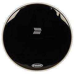 """Evans EQ-2 Resonant Black 24"""" BD24RS « Bass-Drum-Fell"""
