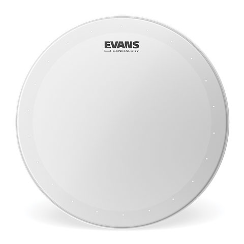 "Snare-Drum-Fell Evans Genera HD Dry B13DRY 13"" Snare Head"