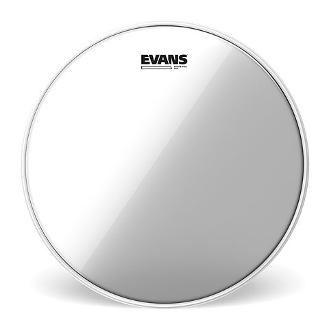 "Parches para caja Evans Resonant Hazy 200 14"" Snare Head"