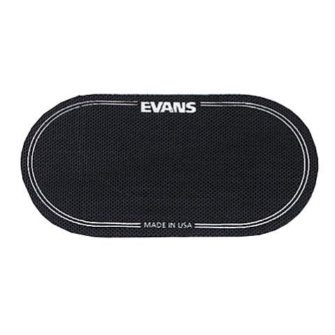 Evans EQ Patch schwarz Double EQPB2
