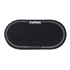 Evans EQ Patch Double Patch Black « Accesor. parches