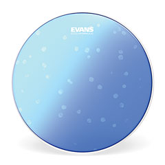 "Evans Hydraulic Blue B14HB 14"" Snare Head « Parches para caja"