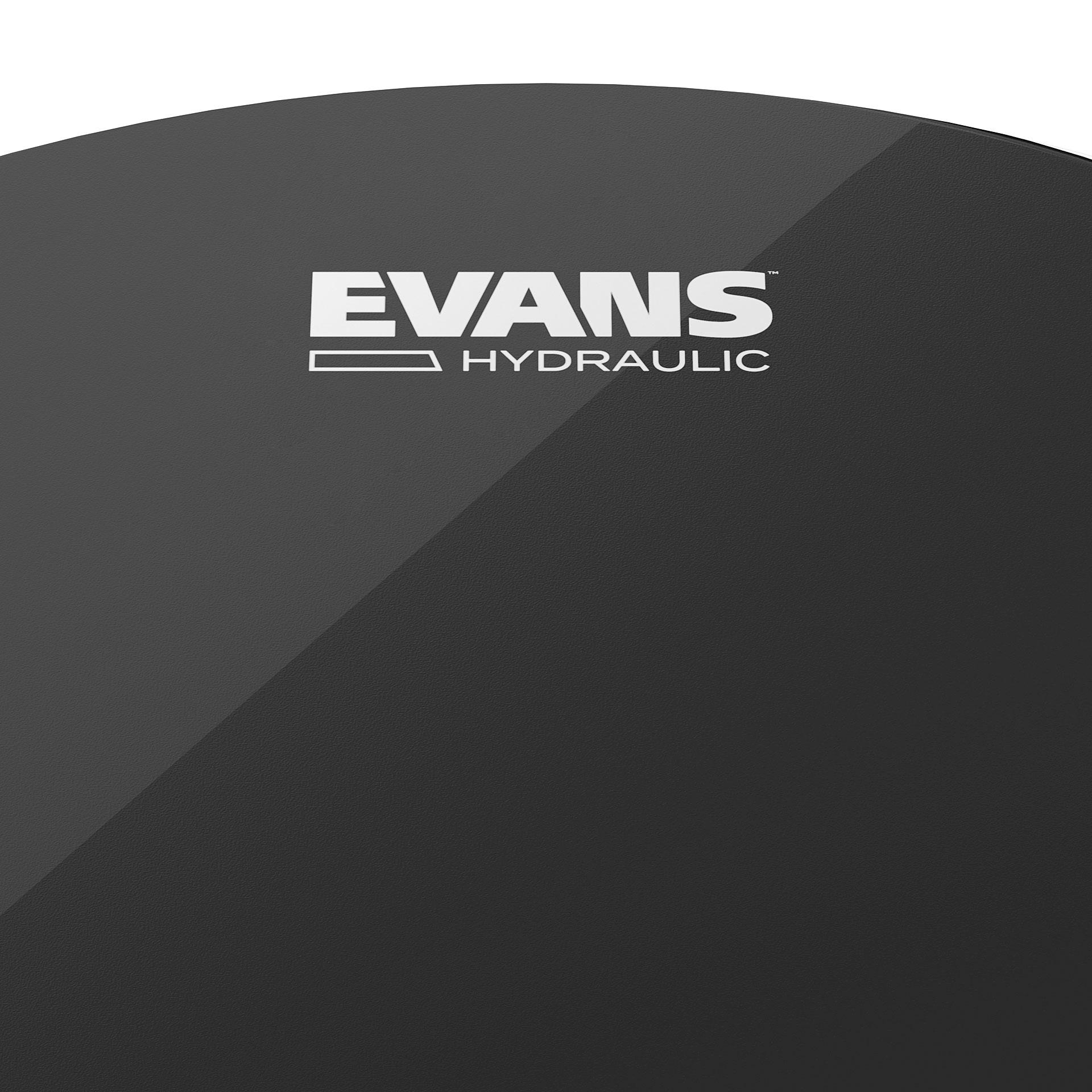 Evans Resonant Black Drum Head 18 Inch