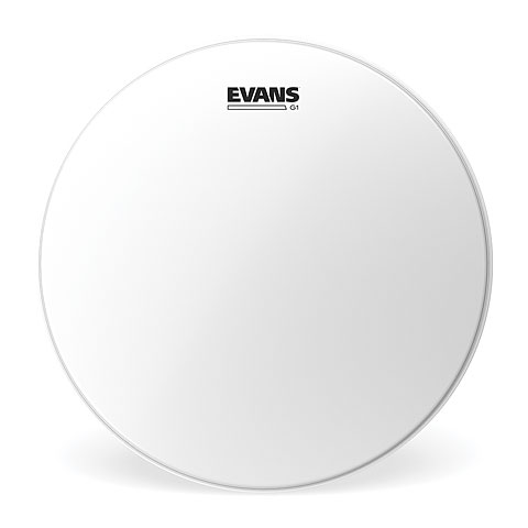 "Bass-Drum-Fell Evans Genera G1 Coated 22"" Bass Drum Head"
