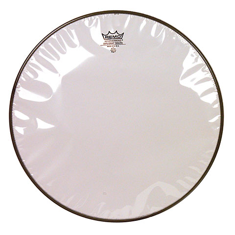 """Snare-Drum-Fell Remo Diplomat Hazy 14"""" Snare Head"""