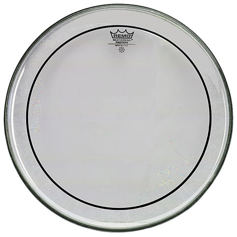 Tom-Fell Remo Pinstripe Clear PS-0312-00