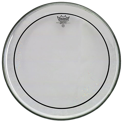 Bass-Drum-Fell Remo Pinstripe Clear PS-1320-00