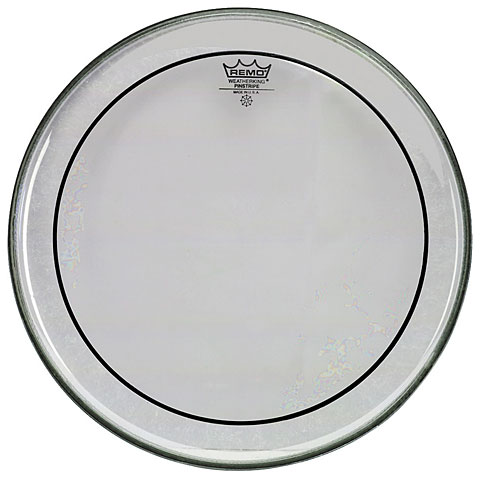 Bass-Drum-Fell Remo Pinstripe Clear PS-1322-00