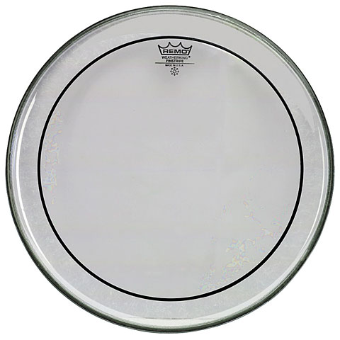 Bass-Drum-Fell Remo Pinstripe Clear PS-1324-00