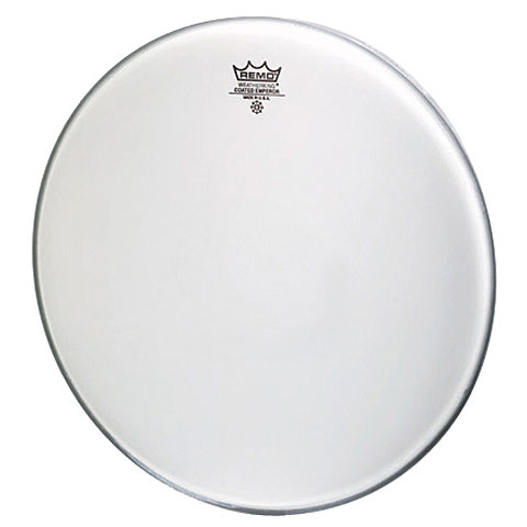 "Bass-Drum-Fell Remo Emperor Coated 18"" Bass Drum Head"