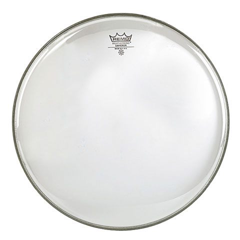 "Bass-Drum-Fell Remo Emperor Clear 24"" Bass Drum Head"
