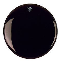 "Remo Powerstroke 3 Ebony 22"" Bass Drum Head P3-1022-ES « Parches para bombos"