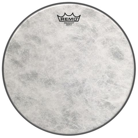 """Bassdrumvel Remo Ambassador Fiberskyn 20"""" Bass Drum Head"""