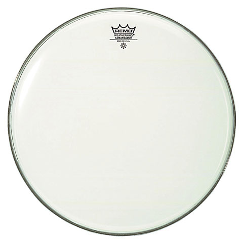 Remo Ambassador Smooth White BR-1224-00