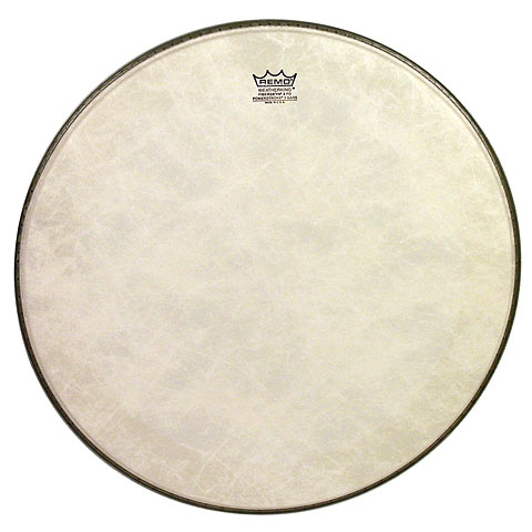 """Parches para bombos Remo Powerstroke 3 Fiberskyn 20"""" Bass Drum Head P3-1520-FD"""