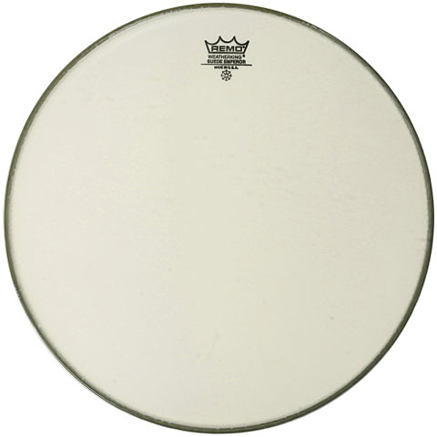 "Bass-Drum-Fell Remo Emperor Suede 18"" Bass Drum Head"
