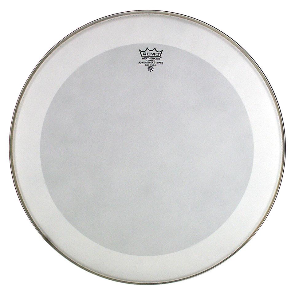 Remo Powerstroke 4 : remo powerstroke 4 coated p4 1120 c2 bass drum head ~ Vivirlamusica.com Haus und Dekorationen
