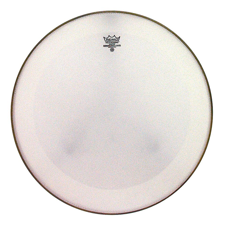 Remo Powerstroke 4 : remo powerstroke 4 coated p4 1122 c2 bass drumhead ~ Vivirlamusica.com Haus und Dekorationen