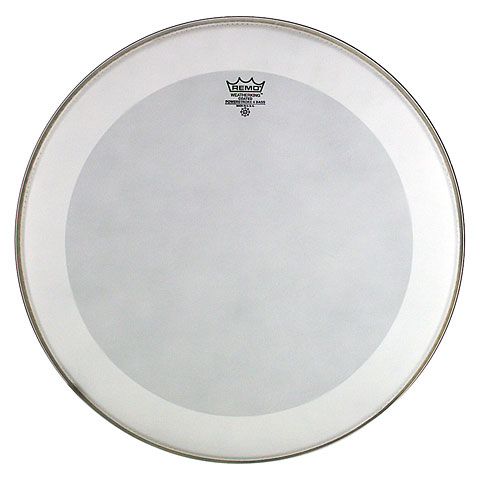Bass-Drum-Fell Remo Powerstroke 4 Coated P4-1124-C2