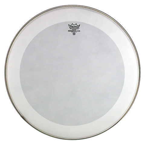 Bass-Drum-Fell Remo Powerstroke 4 Coated P4-1128-C2