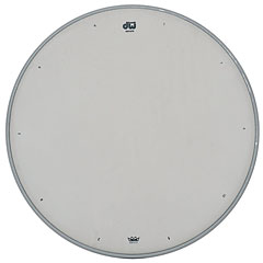 "DW White Coated Snare Drum Head 14"" « Peau de caisse claire"