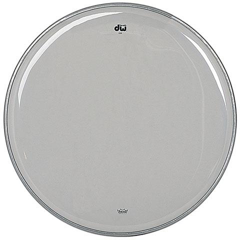 DW Transparent CL-12 Drumhead 12