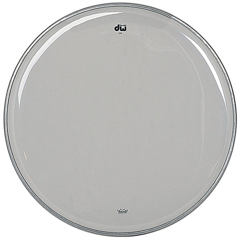 Parches para Toms DW Transparent Tom Drumhead 12""
