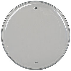 "DW Transparent Tom Drumhead 12"" « Peau de tom"