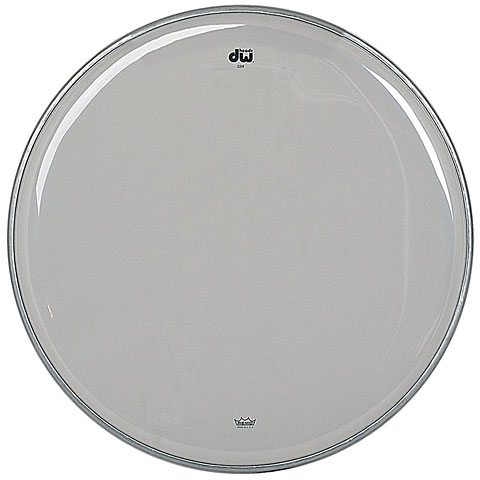 Tom-Fell DW Transparent Tom Drumhead 14""