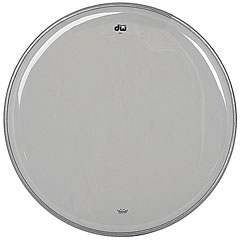 "DW Transparent Tom Drumhead 14"" « Peau de tom"