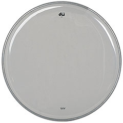 "DW Transparent CL-16 Drumhead 16"" « Peau de tom"