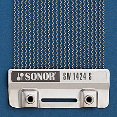 "Sonor SoundWire SW1424S Stainless Steel 14"" 24 Wires « Snaarmatje"