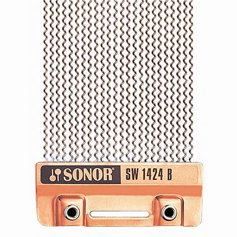 Snareteppich Sonor SoundWire Bronze SW1424B