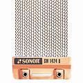 Timbre caisse claire Sonor SoundWire Bronze SW1424B