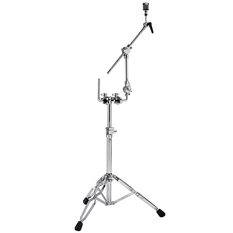 DW 9000 Series Heavy Duty Single Tom & Cymbal Stand with Dog Bone