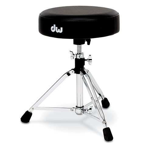 DW 9000 Series Tripod Round Drum Throne