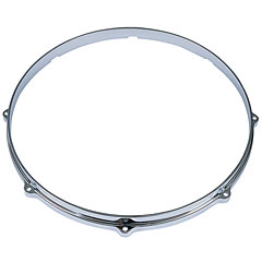 "Tama 14"" Die Cast Hoop 8 Holes Batter Side Chrome « Cercles"
